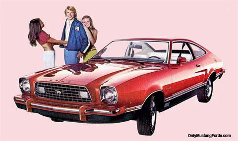 1975 mustang mach 1