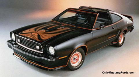 1978 Mustang cobra ll