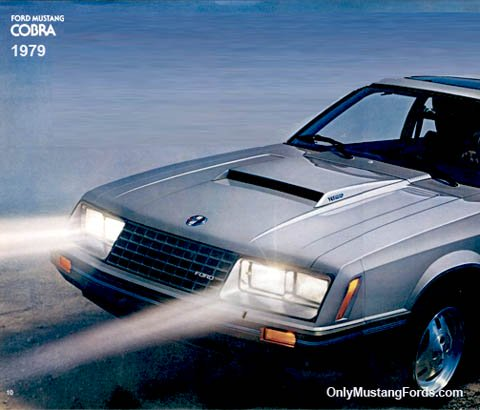 1979 cobra mustang