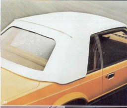 1980 carriage roof mustang