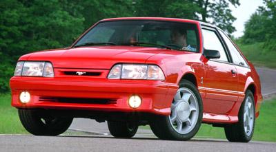1993 Mustang svt cobra r