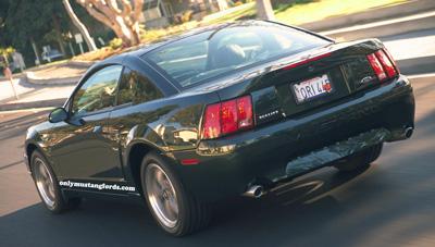 01 bullitt rear styling