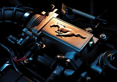 2003 ford mustang engine