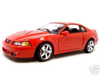 2003 mustang svo diecast car
