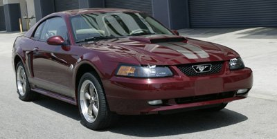 2004 Mustang GT coupe