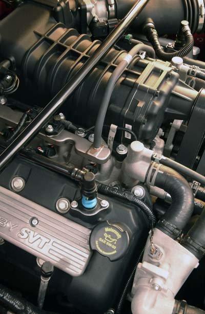 2007 cobra engine