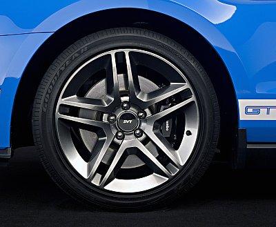 2010 shelby gt 500 wheels