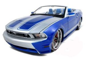 2010 ford mustang gt convertible pro street model