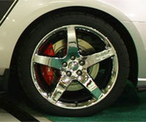 2011 roush wheels