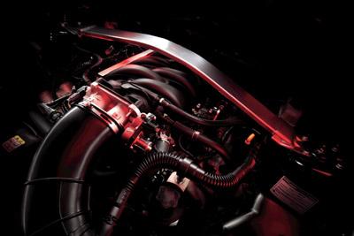 2010 mustang engine