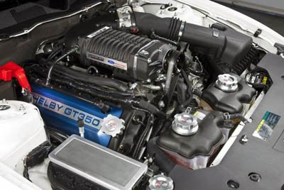 2011 Shelby gt350 engine
