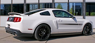 2011 ford mustang supercharged