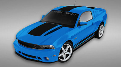 2011 Roush Mustang Stage 2