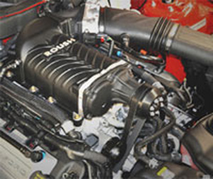2011 roush 5xr supercharger