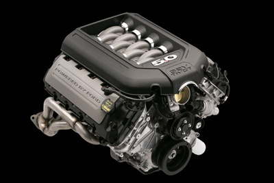 2011 ford mustang coyote engine