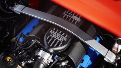 2012 boss 302 mustang engine