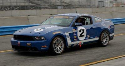 2012 Boss 302 Race