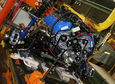 2012 cobrajet engine