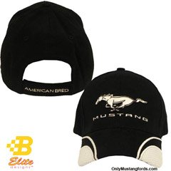 ford mustang ball cap