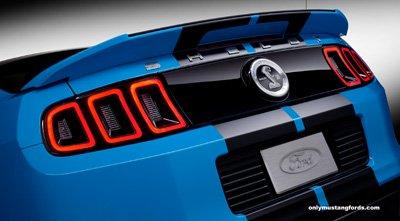 2013 gt500 tail lights
