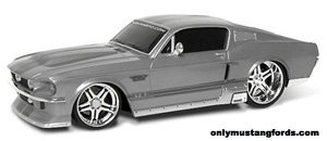 shelby gt500 E rc Mustang