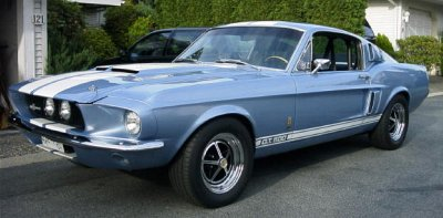 67 shelby mustang gt 500 picture