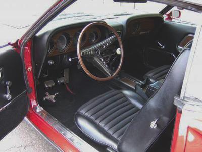 69 mach interior