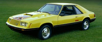 1979 fox body mustang cobra
