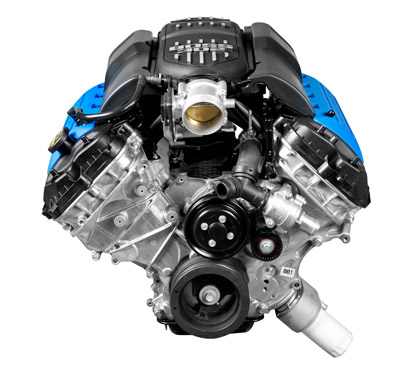 boss 302 Coyote engine
