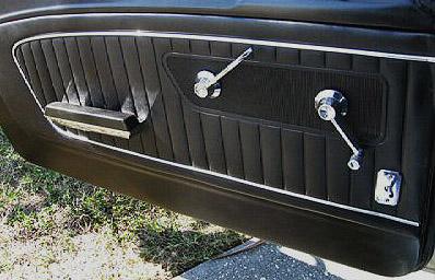 1965 Door Panel 65 70 Mustang Coverage
