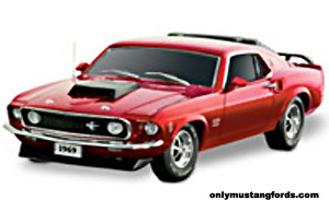 diecast 1969 boss 429 limited edition