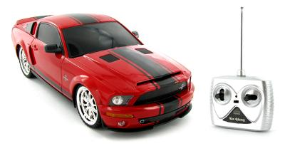 Shelby Mustang Radio Controlled Car