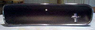 restored 1965 mustang glove box door