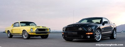 gt500 kr old and new