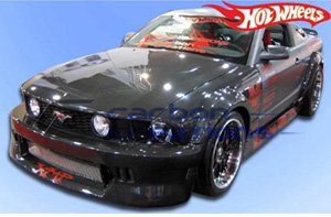 mustang ground effects hot wheels