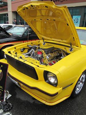 1978 Mustang II Munroe handler