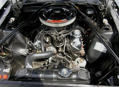 1965 High Performance 289 V8