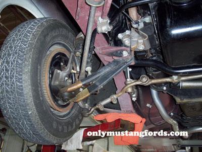 Lower Brake Hose Clip