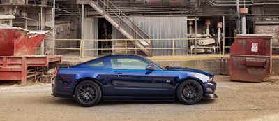 2011 Mustang RTR