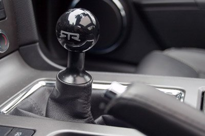 rtr shifter detail